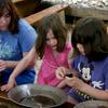 Panning For Gold At El Dorado Gold Mine