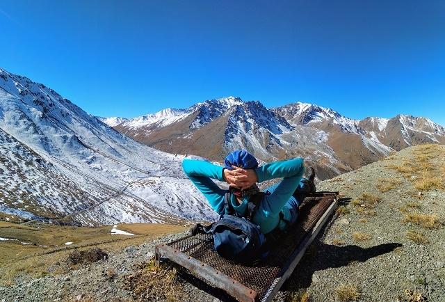Big Almaty Peak Hiking Tour Photos