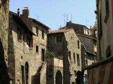 Panorama Of Viterbo