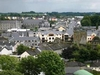 Panorama Of Town From The Rock Of Cashel