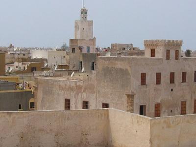 Panorama Of El Jadida