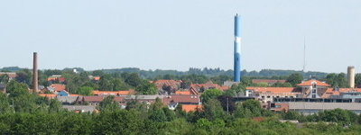 Panorama Of Herning