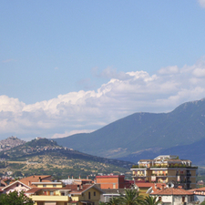 Panorama Of Guidonia