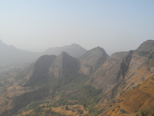 Panorama Point Valley View - Matheran - Maharashtra - India