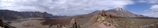 Panorama Teide