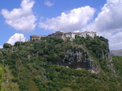 Panoramic View Of Camerota