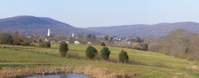 Panoramic View Of Emmitsburg