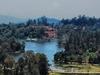 Panoramic View Of Kodaikanal