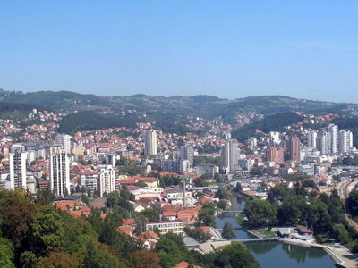 Panoramic View Of Uice