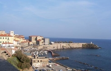 Panorama Of Piombino