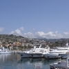 Panorama Of Sanremo From The Harbour