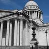 Side View Of Panthéon