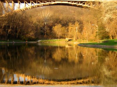 Panther Hollow Bridge