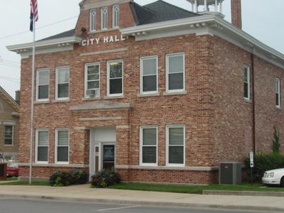 Paola Kansas City Hall