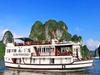 HALONG PAPAYA CRUISE Sleep on the Cruise and Hotel on Cat Ba Island