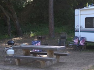 Los Padres Paradise Campground