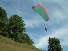 Paragliding In Patnitop