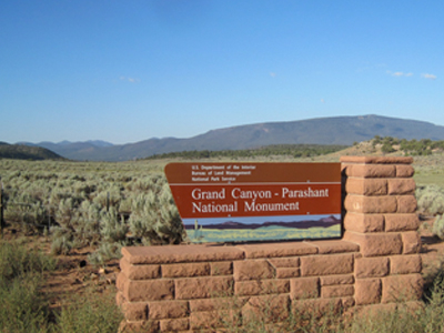 Parashant National Monument