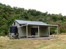 Parawai Lodge Hut