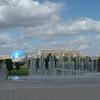 Fountains And Eutelsat Balloon