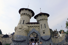 Parc Astérix Entrance