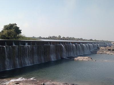 Parichha Dam