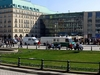 Pariser Platz With The New Adlon Hotel