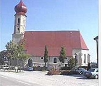 Parish Church Of Burgkirchen