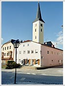 Parish Church Of Neukirchen