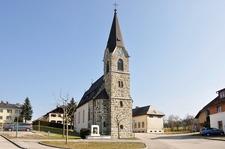 Parish Church-St. Konrad, Upper Austria, Austria