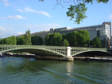 View From The Seine River