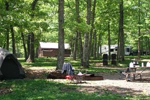 Parker Meadows Campground