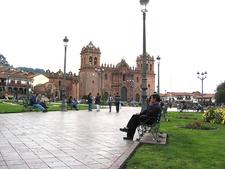 Park Opp Cusco Catedral