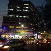 Park Street Nights At Kolkata