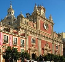 Parroquia Del Divino Salvador At Seville