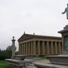 Parthenon Replica In Centennial Park, Nashville