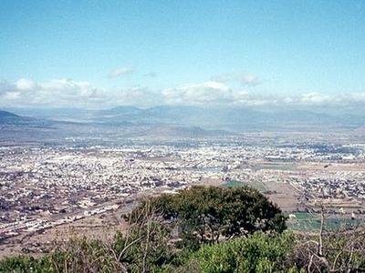 Partial View Of San Juan Del Rio
