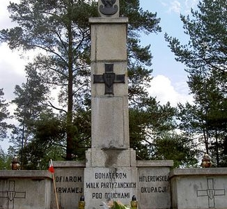 Partisan-Cemetery-Poland