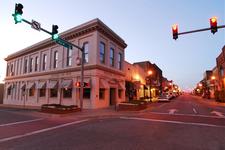 Part Of Main Street Jonesboro
