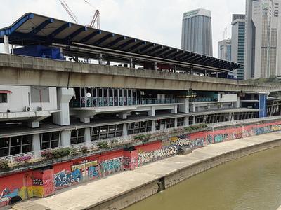 Pasar Seni LRT Station