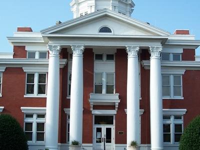 Pasco County Courthouse
