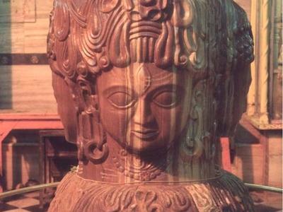 Idol Of Lord Pashupatinath In Mandsaur