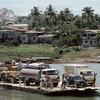 Pasión River Barge - Guatemala