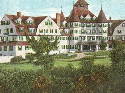 Passaconaway  Inn York  Cliffs