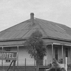 Patagonias Commercial Hotel In 1937