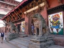 Patan Durbar Square - Jagannarayan Temple