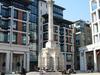 Paternoster Column In Paternoster Square