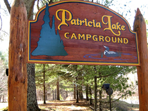 Patricia Lake Campground