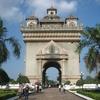 Patuxay Victory Gate - Vientiane