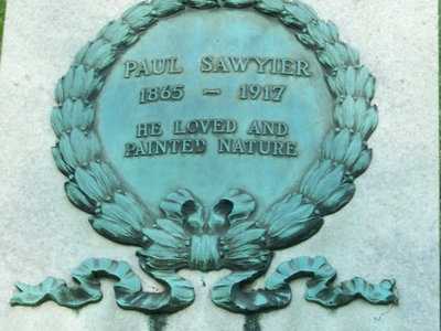 Paul  Sawyer  Frankfort  Cemetery